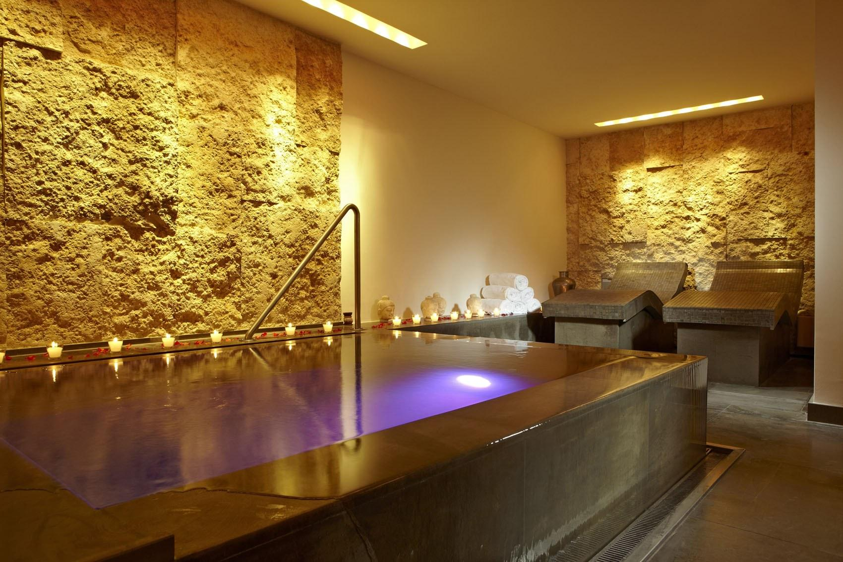 Spa Facilities @ Buddha-Bar Hotel In Budapest