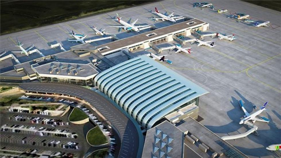Airport Starts Major Expansion Work