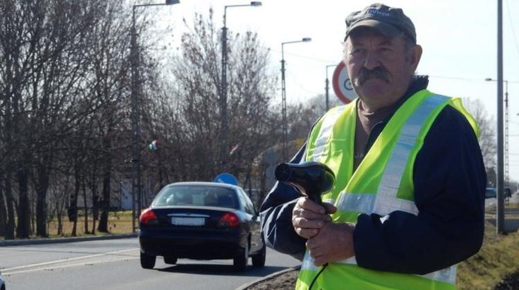 New Traffic Speed Control Tool In Hungary: Hair-Dryers