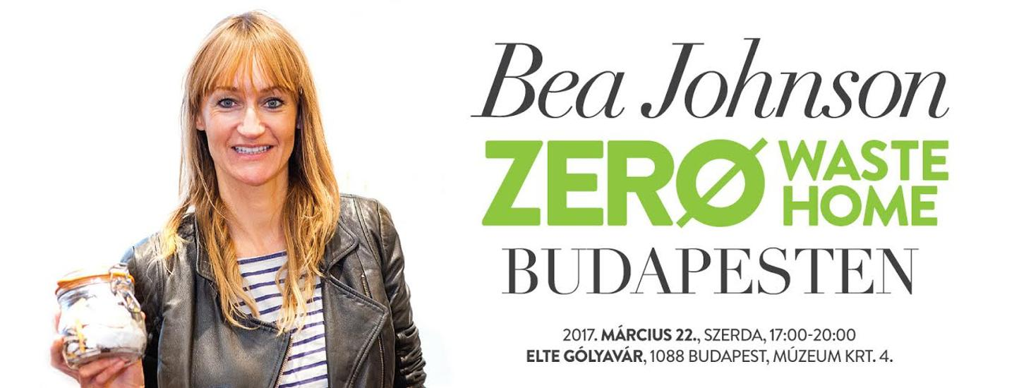 Bea Johnson In Budapest On 22 March