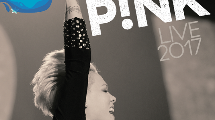 Pink To Headline Sziget Main Stage