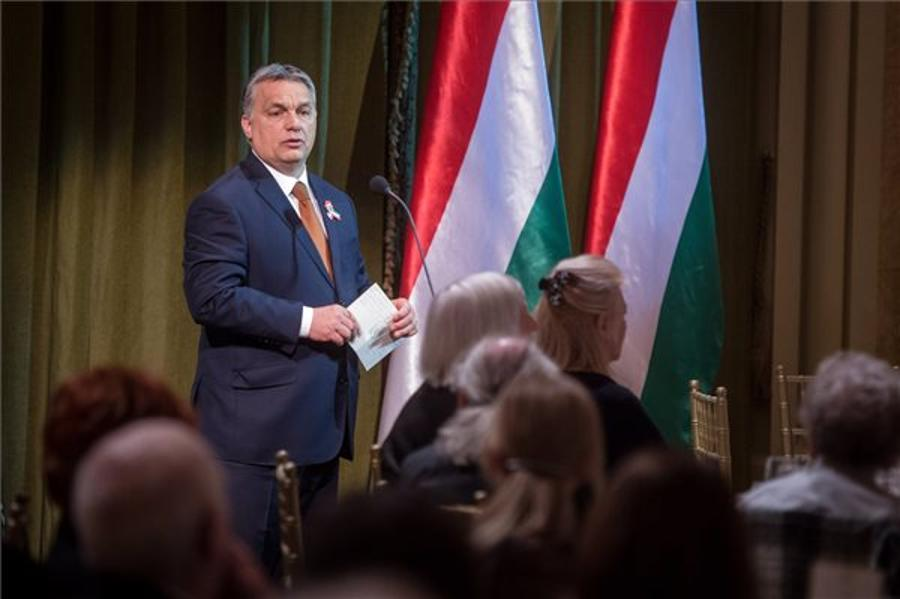 Orbán: 1848 'Moral Compass' For Nation