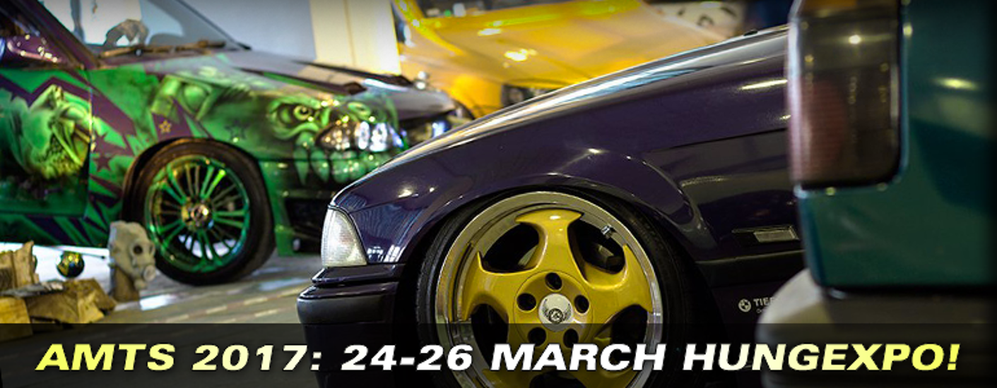 International Car Tuning & Hifi Show, Hungexpo, 24 - 26 March