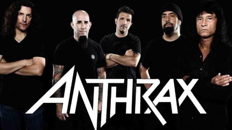 Anthrax @ Barba Negra Music Club, 12 March