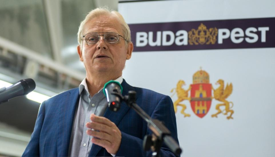 Budapest Mayor István Tarlós Unlikely To Run For Re-Election In 2019