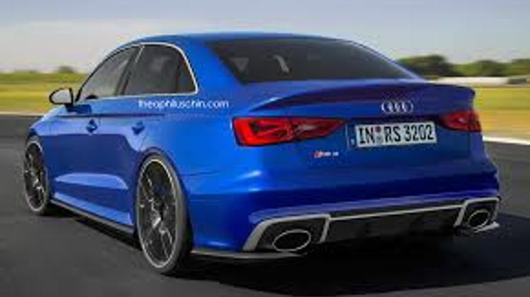 Audi Hungaria Starts Serial Production Of RS 3 Saloon