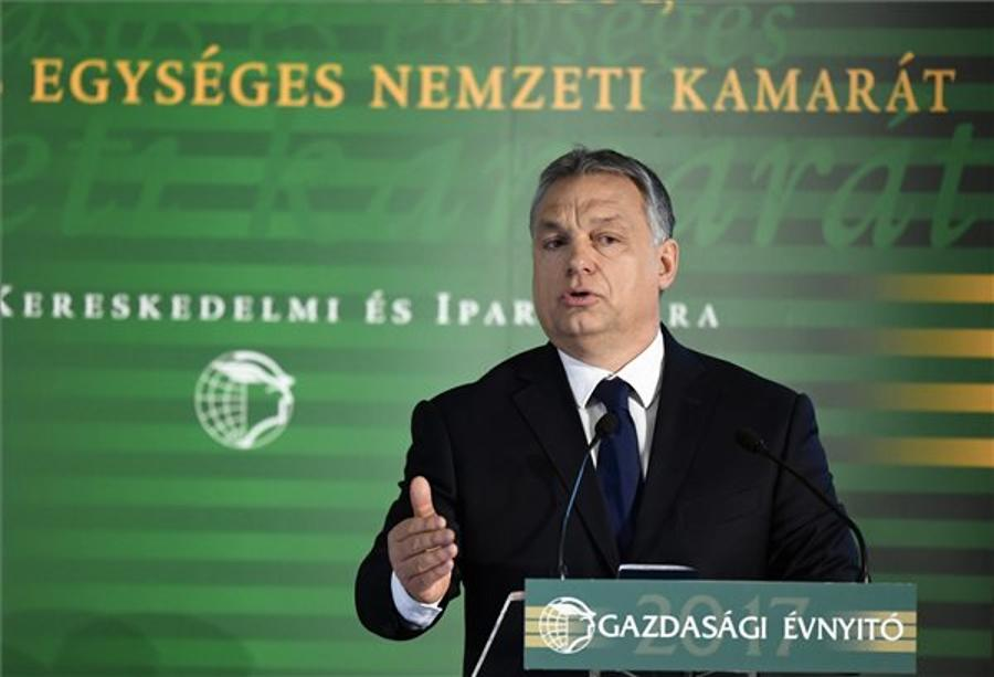 Local Opinion: PM Orbán On 'Ethnic Homogeneity'