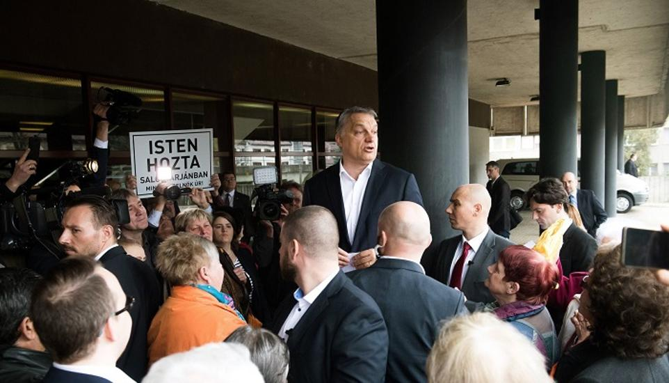 "Orbán: Foreign Attempts At Influence Are ""Real And Constant"" And Come From Multiple Directions"