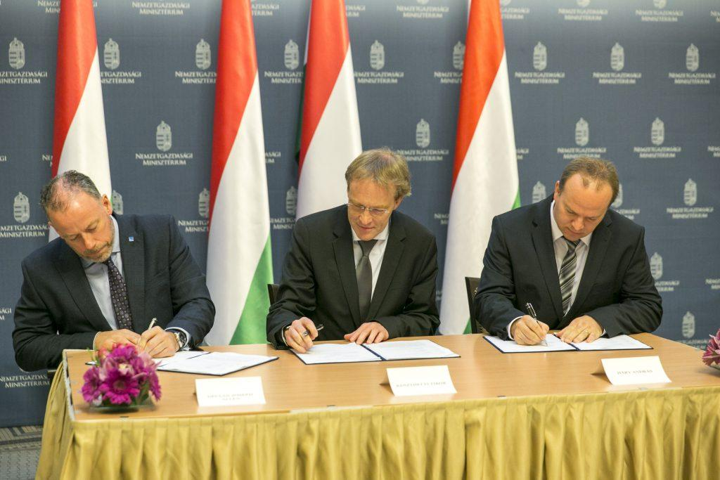 Hungary Signs Contract For Autonomous Vehicle Test Track