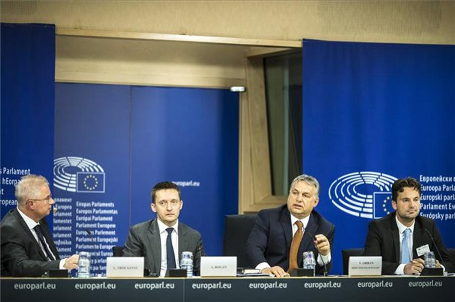 Orbán: Accusations Of Aim To Close Down CEU 'Unfounded'