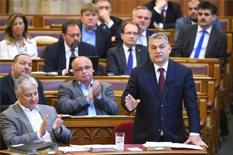 Orbán's Easter Message: Migration In Focus Of Conflicts