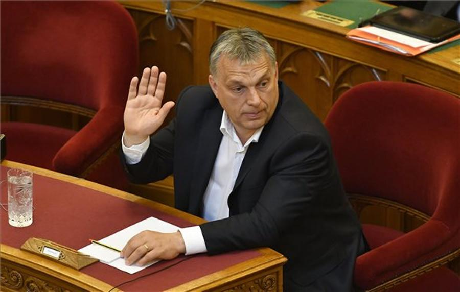 Local Opinion: Prime Minister Orbán's Easter Interviews