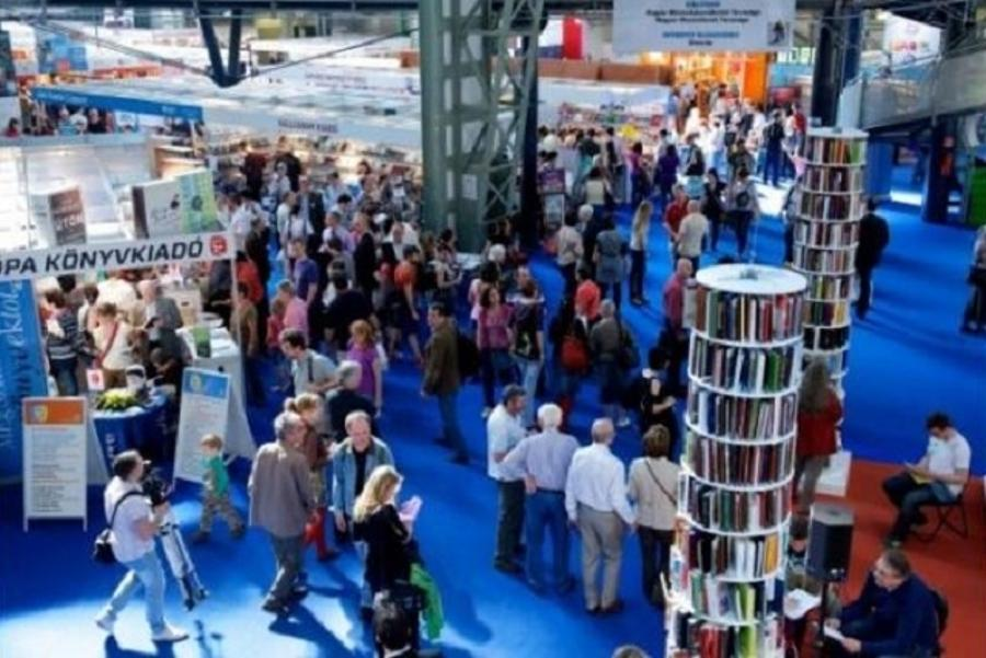 International Book Fest Starts In Budapest Today
