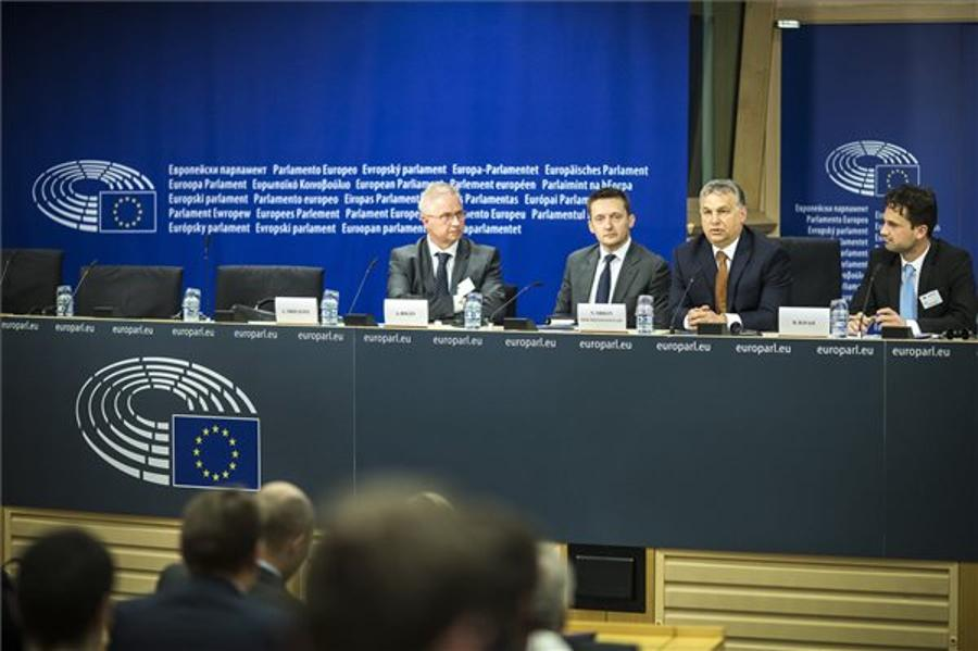 No Need For Immigration To Solve Demographic Challenges, Says Orbán in EP