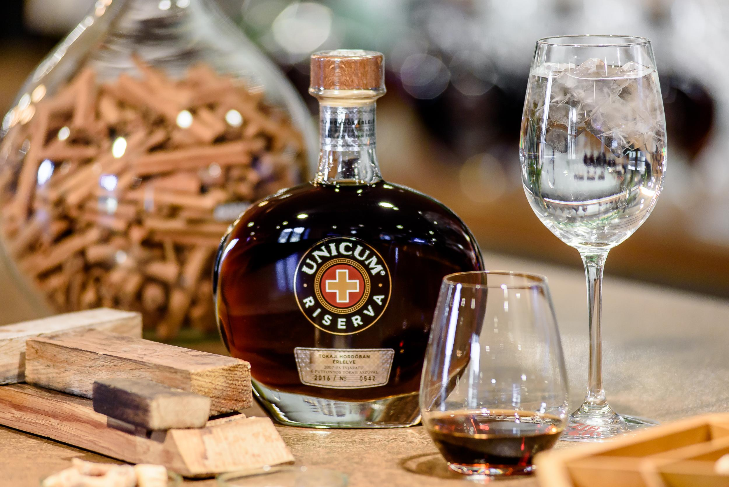 Zwack Family Launch Unicum Riserva