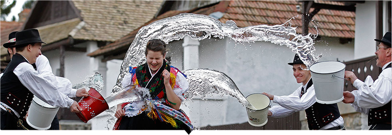 Easter Festival In Hollókő, 30 March - 2 April