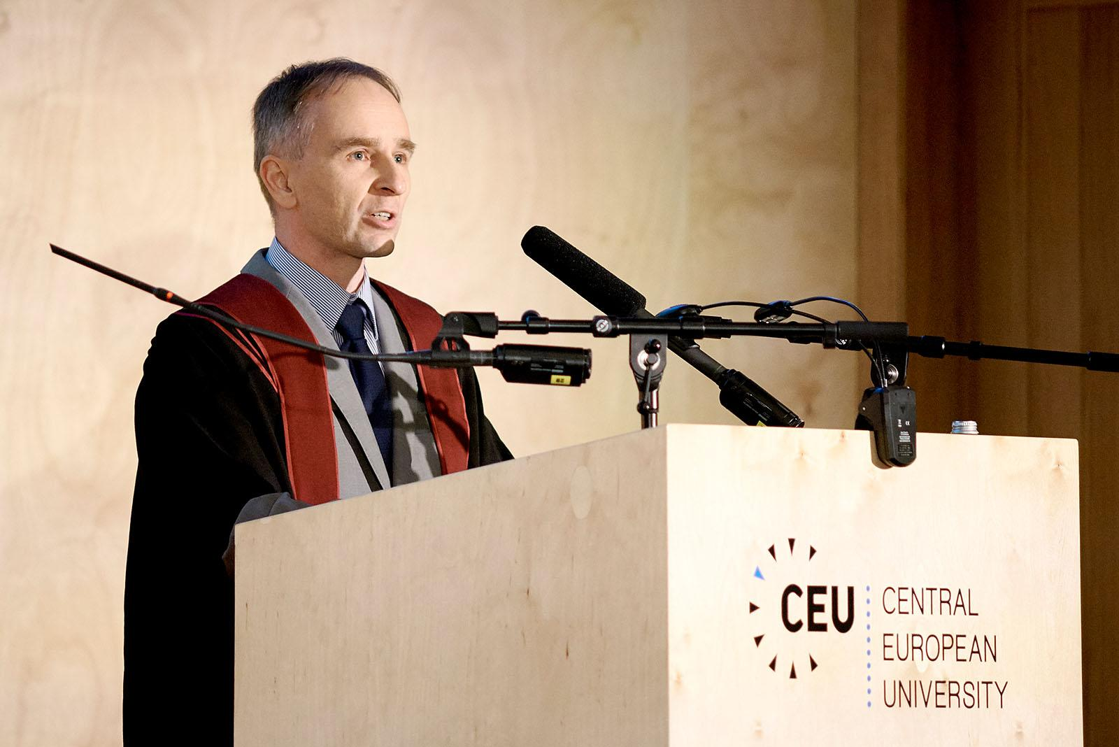 Deputy Rector Says CEU Might Leave