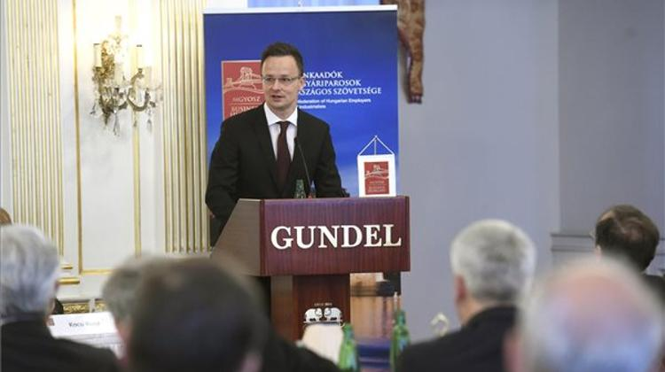 Szijjártó: US Negotiator Decisive For Deal On Universities