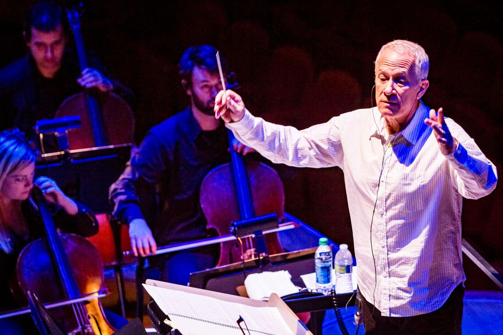 James Newton Howard Concert, Budapest Aréna, 5 November