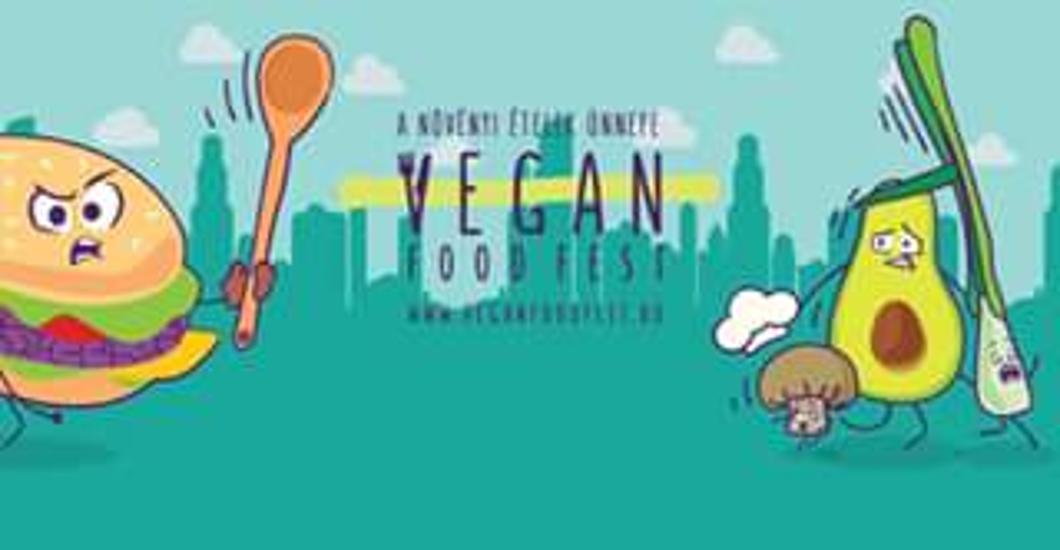 Vegan Food Festival, Budapest, 11 - 14 May