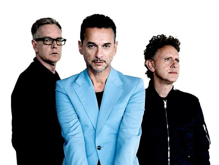 Updated: Depeche Mode Concert, Groupama Aréna, 22 May