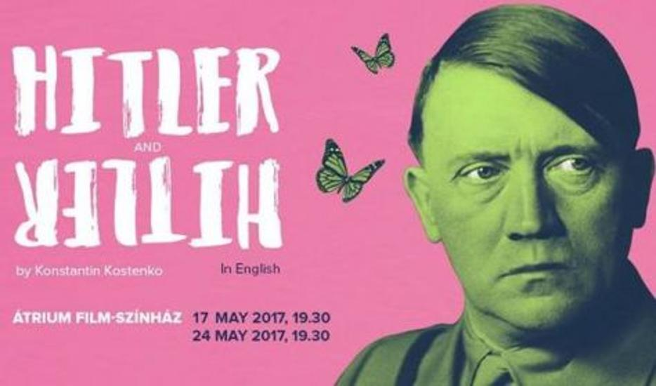 Hitler & Hitler, Átrium Film Theatre,  24 May