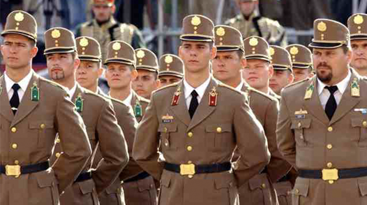 Hungary To Increase Military Spending In 2018