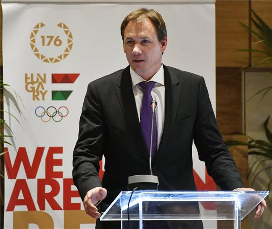 Olympic Committee Head Voted Out