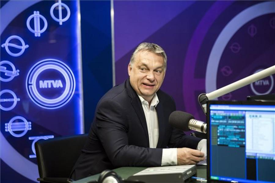 Orbán: Security Of Hungarians Guaranteed For Long Term