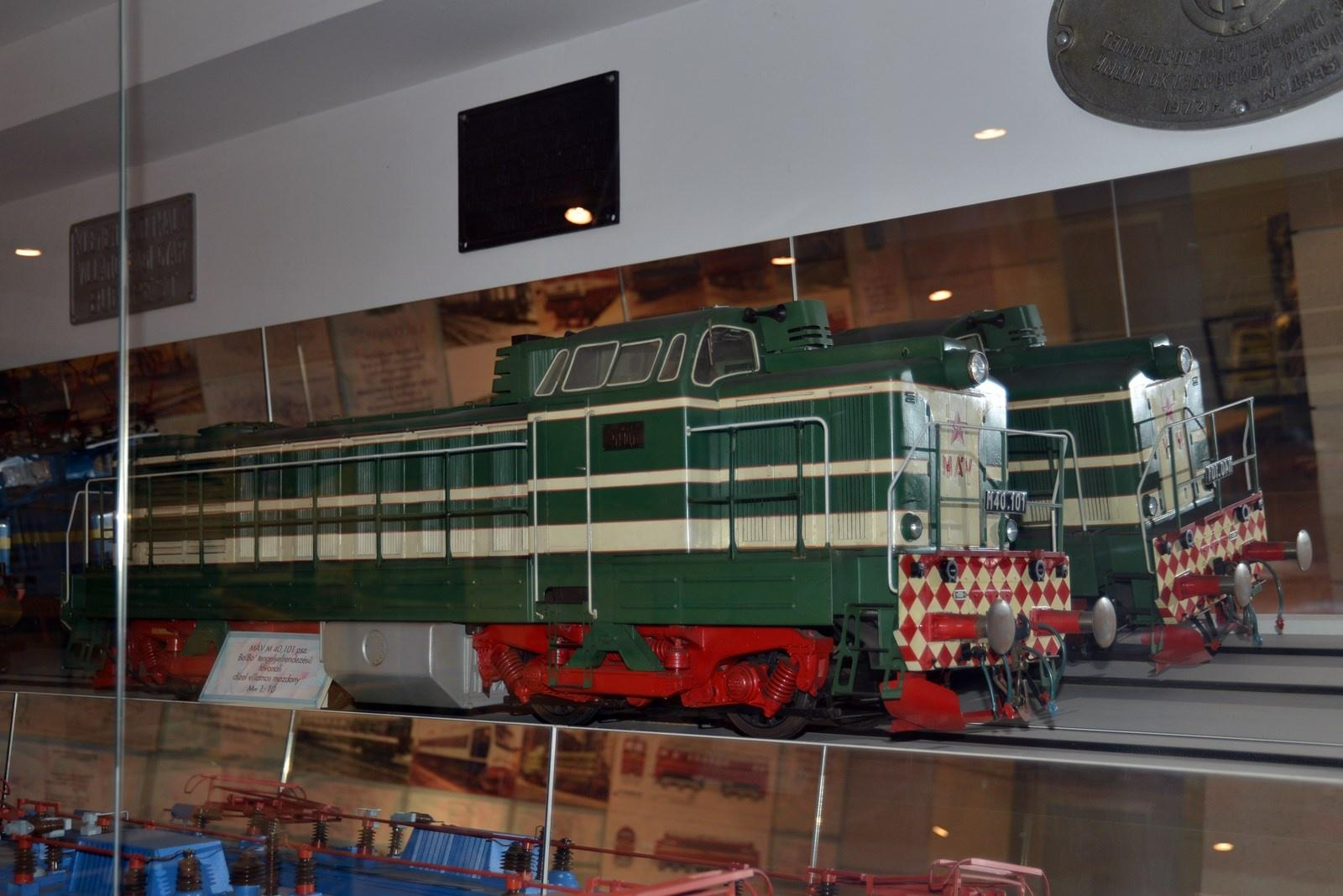 Budapest Transport Museum Objects On Show At House Of European History In Brussels