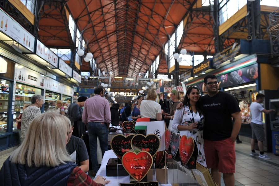 See What Happened @ Hungarian Days, Central Market Hall