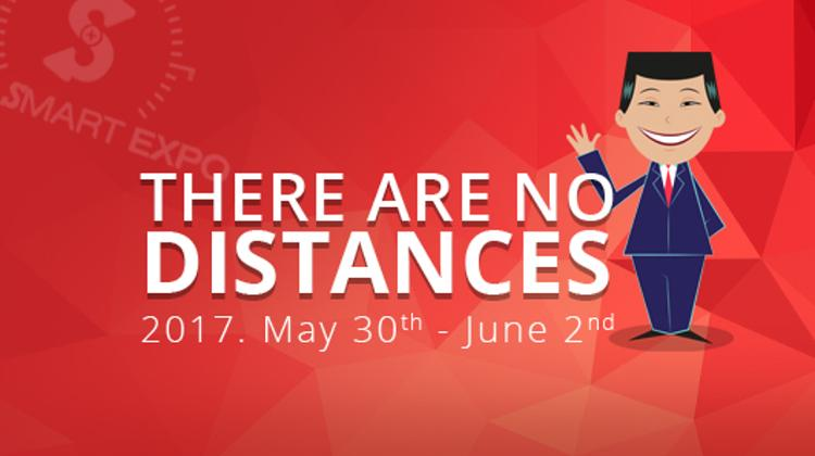 China Smart Expo In Budapest, 31 May - 2 June