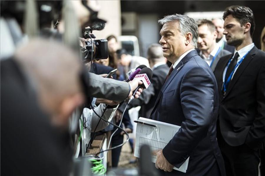 Local Opinion: PM Orbán Meeting EPP Leaders