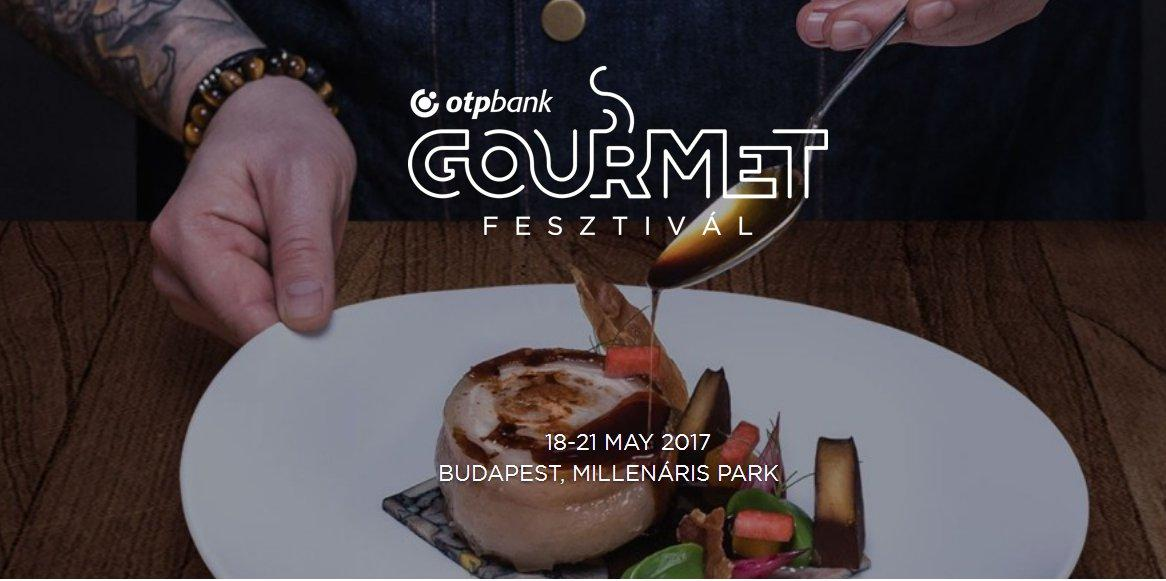 Gourmet Festival, Millenáris, 18 - 21 May