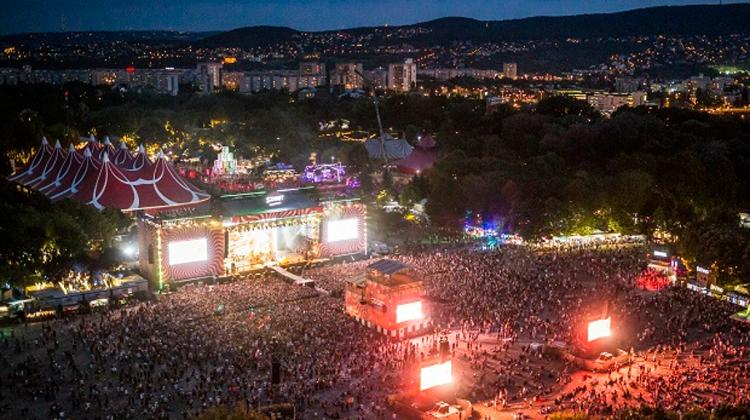 Sziget Festival: The 25th Edition Has Arrived