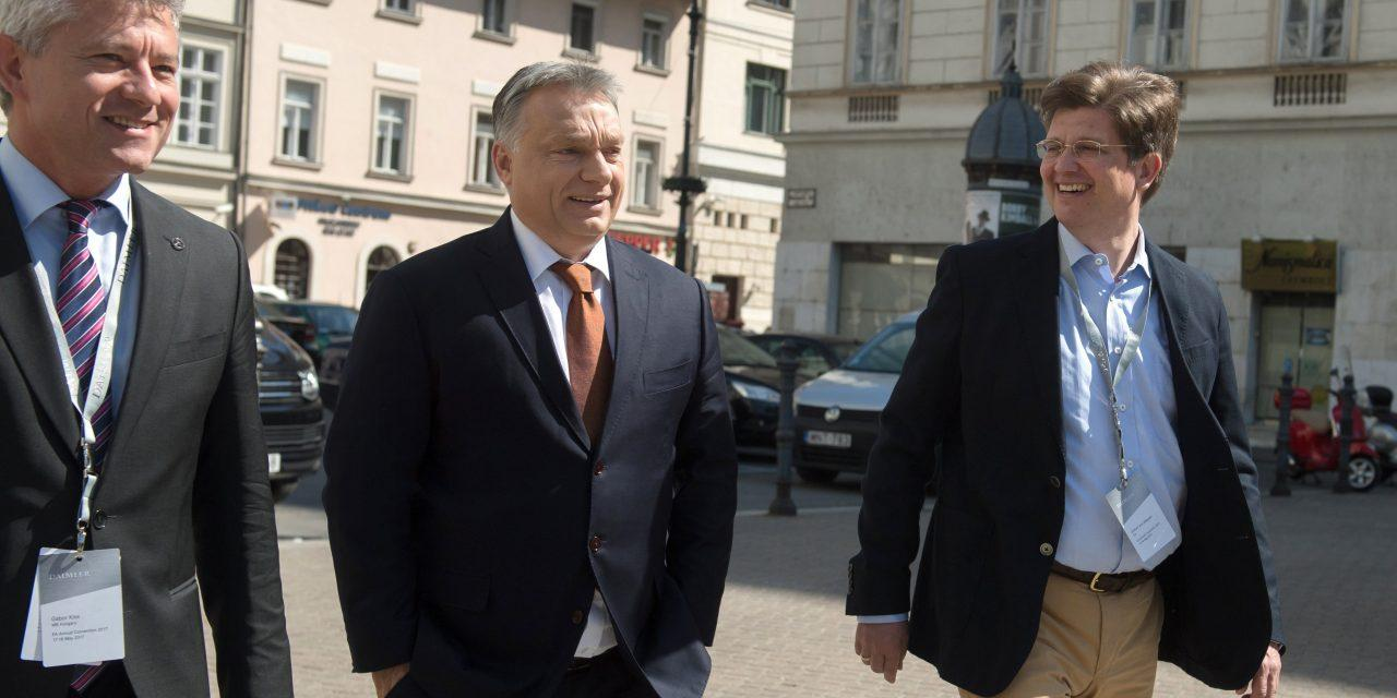 Orbán: Shaming Hungary 'Foolish'