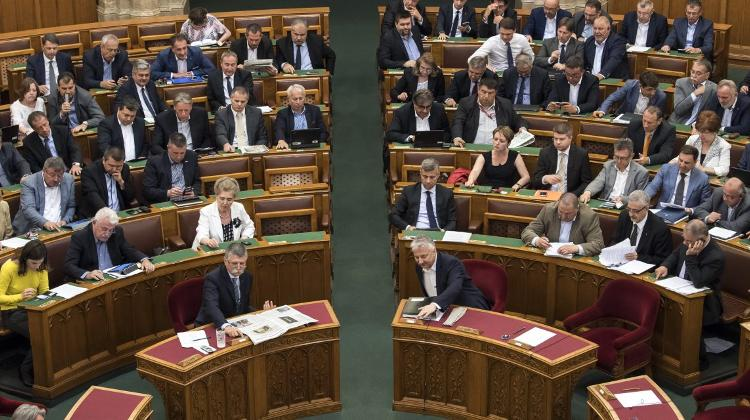 Hungarian Parliament Passes Foreign-Funded NGO Transparency Law
