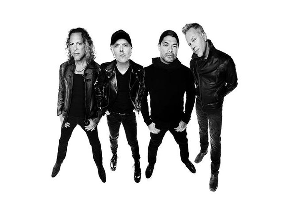 Metallica Announce Budapest Concert In April 2018