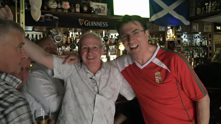 Patrick & Zsuzsa Reminisce After Selling Caledonia Scottish Pub