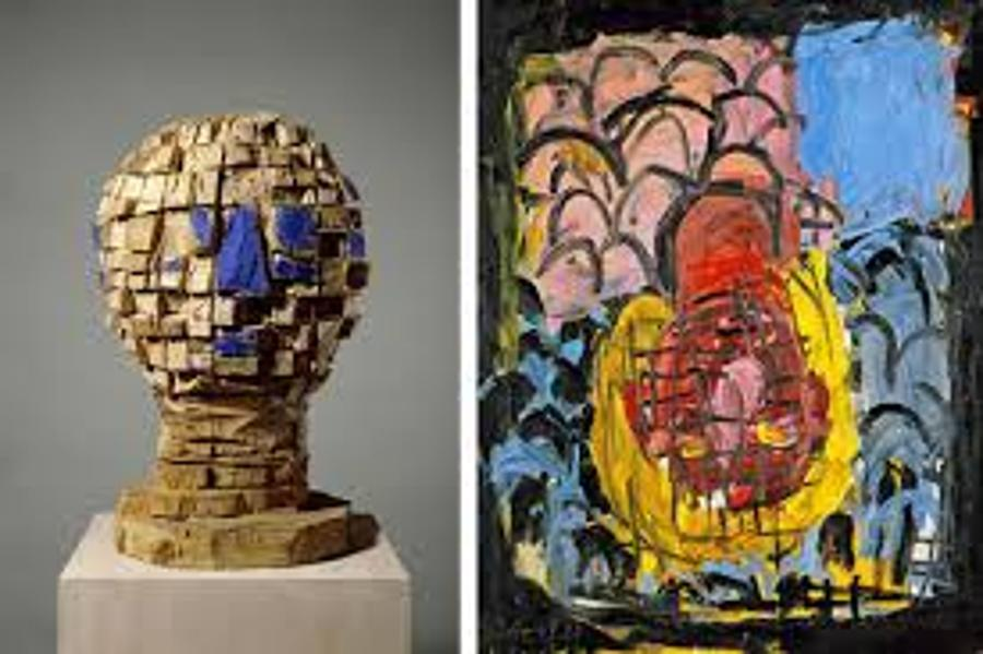 Now On: Baselitz. Preview With Review, National Gallery