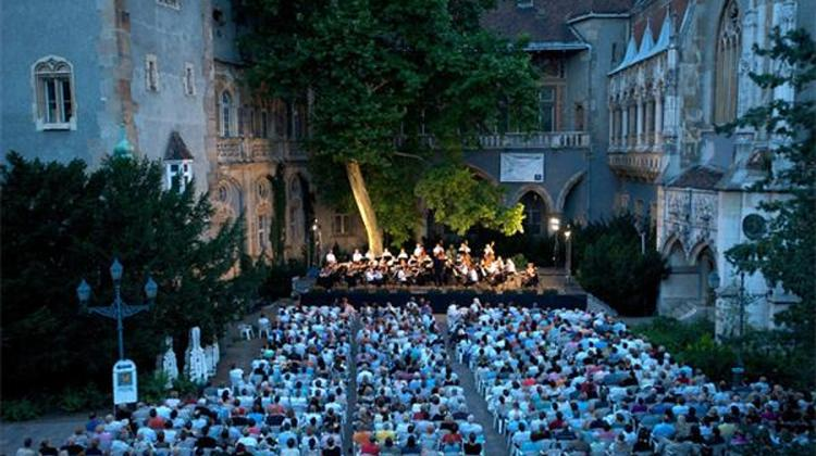 Now On: Vajdahunyad Castle Summer Festival, Until 14 August