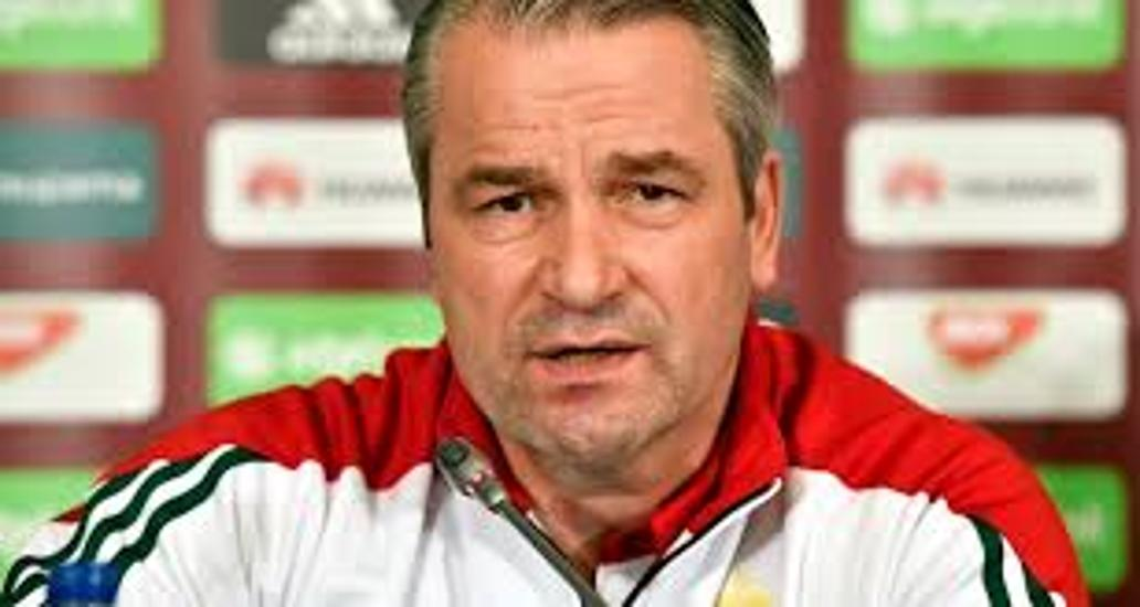 Coach Of Hungarian National Football Team Storck Given A Second Chance