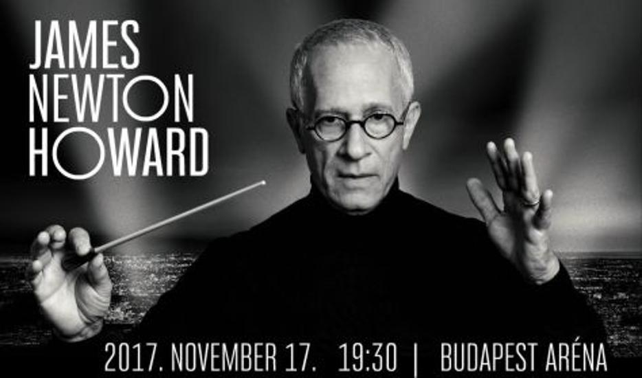 James Newton Howard, World Famous Violinist In Budapest, 5 November