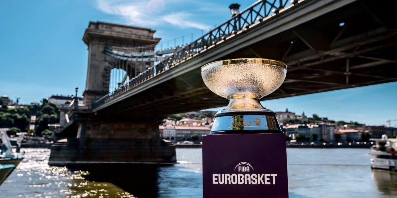 Hungary Welcomes FIBA EuroBasket 2017 Trophy Tour