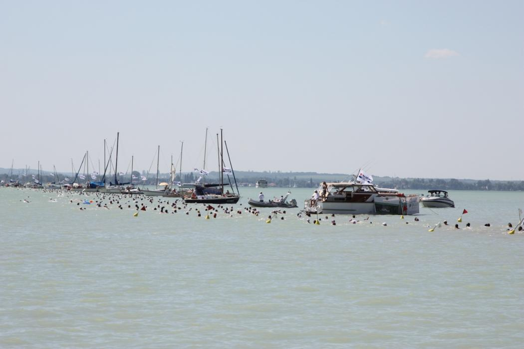 Date Change: Balaton Cross Swimming, 9 July