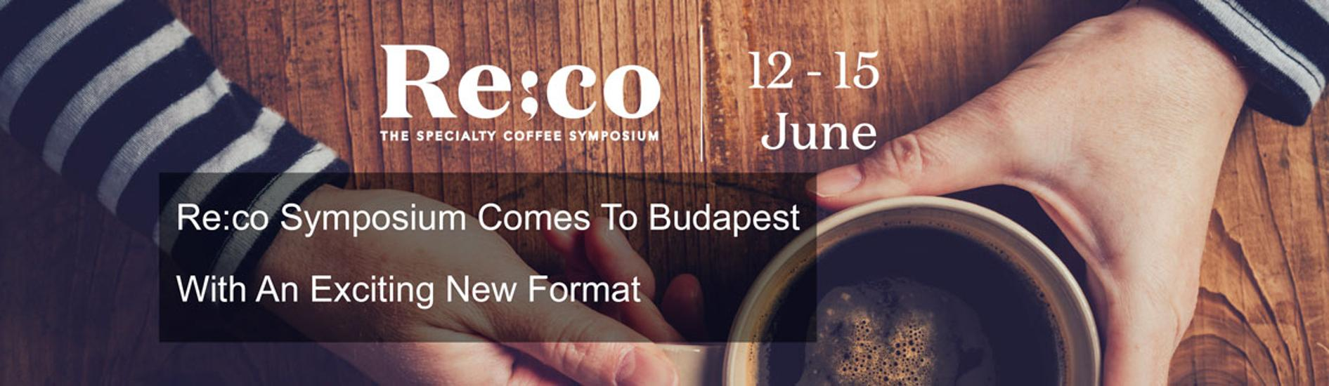 'World of Coffee' Expo In Budapest, 12 - 15 June