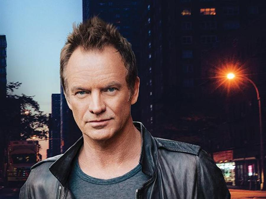 Coming Up: Sting Concert, Budapest Aréna, 13 October
