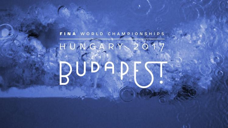 FINA World Championships, Budapest, 14 - 30 July