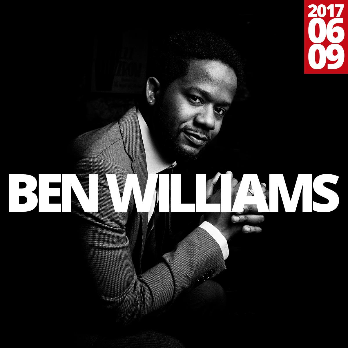 Ben Williams Concert, Budapest, 9 June