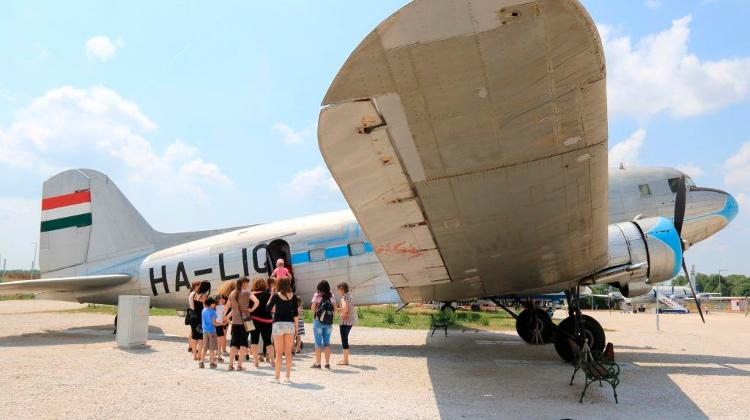Aeropark Museum Reopens At Budapest Airport
